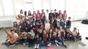 Orchestra sezione musicale